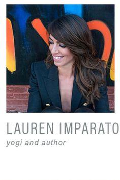Lauren Imparto's favorite wellness book.