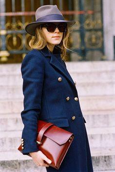 Paris Fashion Week AW 2014....Before Stella McCartney (via Bloglovin.com )