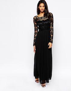 Club l maxi dress patterns