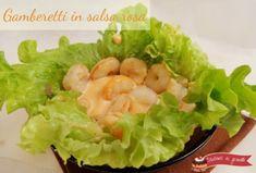 gamberetti in salsa rosa ricetta antipasto sfizioso