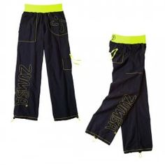Love Zumba clothes!
