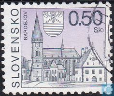 2000 Slovakia - Churches and castles (I)
