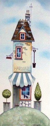The Hardware Store: Gary Walton.