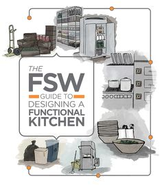Guide to design the perfect commercial kitchen, no matter how big or small your space is.