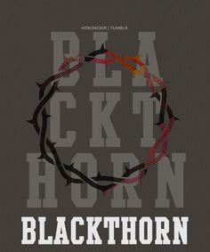 Shadowhunter families and their blazon - Blackthorn