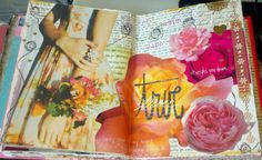 Kelly Kilmer Artist and Instructor: 5 April 2014 Journal Page