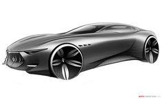 2014 Maserati Alfieri GT Concept