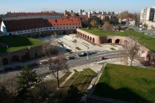THERESIA BASTION AND CROSS-BORDER MULTIFUNCTIONAL CENTER | Tourism Banat Multifunctional, Tourism, Mansions, House Styles, Home, Turismo, Manor Houses, Villas, Ad Home