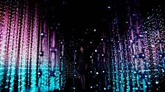 3D LED Installation Powered by Smartphone – Fubiz Media