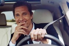 Matthew McConaughey as Lincoln spokesman