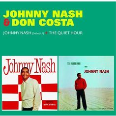 Johnny Nash/The Quiet Hour with Johnny Nash [CD]