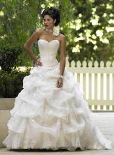 ball gown wedding dressess