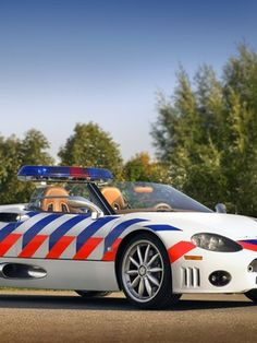 9 Cop Cars That You Can't Outrun