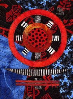 David Walker: Art Quilts - Selected Works 3
