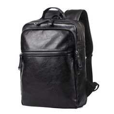 FEIDIKABOLO High Quality Leather Backpack - BagPrime - Look Your Best with Amazing  Bags  bags 63976e0e28