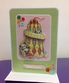 FunFair, Helz Cuppleditch Birthday Cards, Card Making, Paper Crafts, Crafty, Frame, How To Make, Photos, Inspiration, Decor