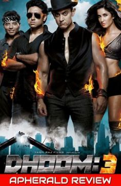 Dhoom 3 Review | Dhoom 3 Rating | Dhoom 3 Movie Review | Dhoom 3 Movie Rating | Dhoom 3 Telugu Movie Review | Dhoom 3 Hindi Movie Review | Live Updates | Dhoom 3 Story, Cast & Crew on APHerald.com  http://www.apherald.com/Movies/Reviews/40749/Dhoom-3-Telugu-Movie-Review-Rating/
