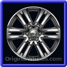 GMC Acadia 2007 Wheels & Rims Hollander #5367  #GMCAcadia #GMC #Acadia  #2007 #Wheels #Rims #Stock #Factory #Original #OEM #OE #Steel #Alloy #Used