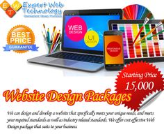 We can design and develop a website that specifically meets your unique needs, and meets your required standards as well as industry related standards. We offer cost effective Web Design packages that suits to your business.