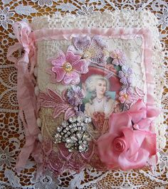 Marie's Tissu Che'rit Le Journal by terri gordon, via Flickr