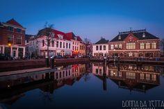 leiden haven   by Donna Da Yettta - @work & study Holland
