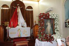 Festa da Divina Misericórdia é realizada em Manaus – Comunidade Nova e Eterna Aliança