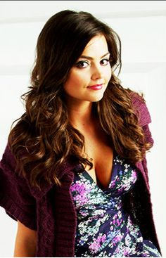 New companion for #doctorwho: Jenna-Louise Coleman