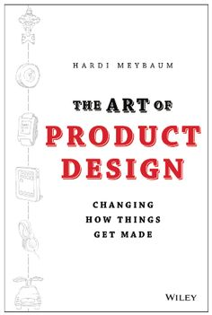 The Art of Product Design by Hardi Meybaum explains the rise of Open Engineering, a way of breaking down barriers and taking advantage of we...