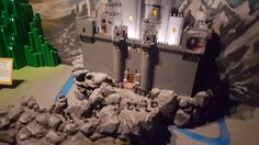 Witches castle..Legoland KCMO