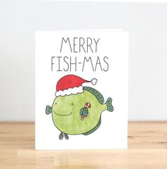 Ideas for funny christmas tags fun Christmas Puns, Funny Christmas Sweaters, Homemade Christmas Cards, Funny Christmas Gifts, Homemade Cards, Christmas Crafts, Xmas Cards, Holiday Cards, Nautical Christmas