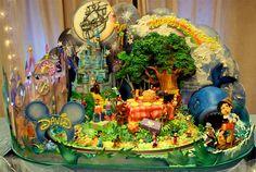 Disney World!!  I love it!  My next birthday cake. lol