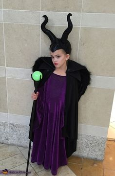 Rachael: After seeing Maleficent earlier in the year my 7 year old daughter Chloe was in love. She immediately wanted to be her for Halloween. I love a challenge and love...