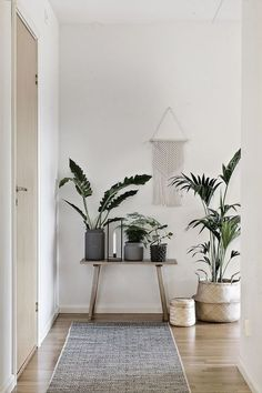 Apartment Living Ideas Hallway Corridor Hall Furniture Wardrobe Houseplants B Hall Furniture, Apartment Furniture, Furniture Ideas, Furniture Assembly, Retro Home Decor, Modern Decor, Hallway Decorating, Trendy Home, Apartment Living