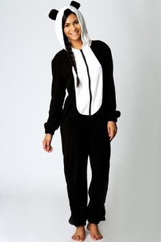 Cameron Panda Super Soft Onesie -This is too cute! I happen to love onesies for teens and adults.