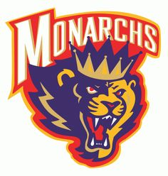 Carolina Monarchs Primary Logo on Chris Creamer s Sports Logos Page -  SportsLogos. A virtual museum of sports logos 0ac1f68a4