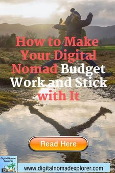 Sticking to your budget and making it work is one of the keys to successful digital nomad living. Your finances and budget are linked to your determination to stay the course. stay on budget. Check it out! Work Travel, Asia Travel, Travel Tips, Flight And Hotel, Digital Nomad, Make It Work, Beautiful Places To Visit, Cheap Travel, Culture Travel