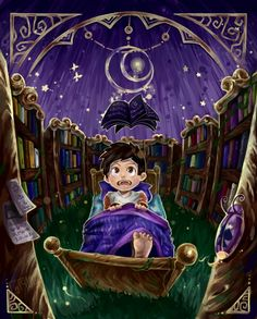 Dream of Library