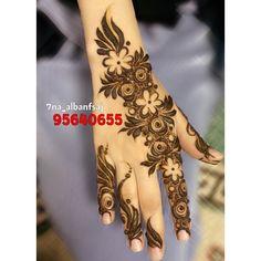 No photo description available. Modern Henna Designs, Rose Mehndi Designs, Indian Henna Designs, Finger Henna Designs, Mehndi Designs For Girls, Mehndi Designs For Beginners, Mehndi Design Photos, Dulhan Mehndi Designs, Mehndi Designs For Fingers