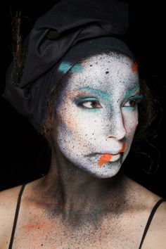 My entry for Illamasqua Distinction in Makeup Artistry Awards 2013 - Non Professional Please like and share here: https://www.facebook.com/photo.php?fbid=10151620408026567&set=a.10151620407616567.1073741844.32415626566&type=1&theater