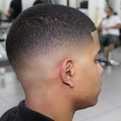 shaved nape, medium fade Take a look at some cool Visit Our Site for more Cool Content for and Black Fade Haircut, Drop Fade Haircut, Types Of Fade Haircut, Black Hair Cuts, Black Boys Haircuts, Black Men Hairstyles, Haircuts For Men, Short Hair Cuts, Haircut Men