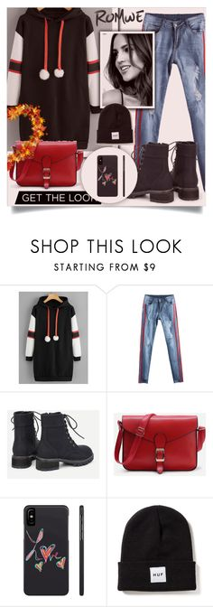 """""""Romwe Contest"""" by mini-kitty ❤ liked on Polyvore"""