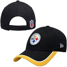 Get this Pittsburgh Steelers Ladies On-Field Adjustable Cap at  ThePittsburghFan.com Pittsburgh Steelers e2a9169b0
