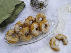 Sweet Potato Donuts - Pure and Simple | Purely Sweetened & Naturally Flavored Indulgences