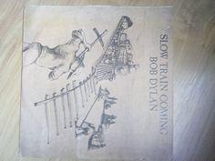 Bob Dylan,Slow Train Coming,SUPERRARE RHODESIA/ZIMBABWE Press! DNW2402,Belmont