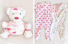 BUY 1 GET 2ND 15% OFF CONTACT ME TO CREATE YOUR LISTING TODAY  Create a long-lasting memory by transforming your child's favourite onesie, sleeper, or blanket into a teddy keepsake memory bear that will be cherished forever. The above photographs show you a few examples of my previous memory bear orders. THE PROCESS  Once you have purchased the listing I will directly send you my address for you to ship your items.  If you are interested in using preemie or newborn onesie / sleepers plea...