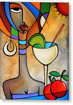 Art 'Cubist 121 3040 W Original Cubist Art Solace' - by Thomas C. Fedro from Cubist Pop Art Collage, Cubist Art, Cubist Paintings, Floral Paintings, Modern Art Paintings, Art Moderne, African Art, African Abstract Art, Art Drawings