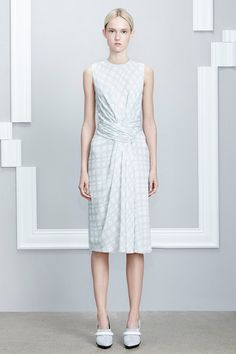 Jason Wu Resort 2015 Collection Slideshow on Style.com