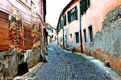 Just some of the reasons why we consider Sibiu to be one of Europe's hidden gems. Read more on Sibiu here. Sibiu Romania, Cool Cafe, Old City, Bulgaria, Places To See, Gems, Europe, Museum, Travel