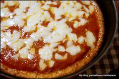 Crustless Pizza di Nigella