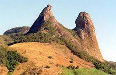 Pedra do Frade e a Freira Cachoeiro de Itapemirim Espirito santo